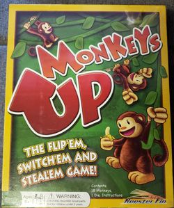 Monkeys Up Family Board Game - New for Sale in Redondo Beach,  CA