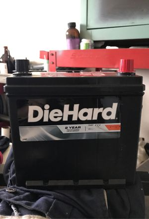 Diehard 121R car battery for Sale in Torrance, CA