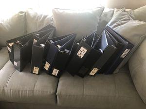 FREE binders for Sale in Mt. Juliet, TN