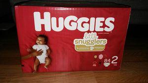 Box huggies little snugglers #2 for Sale in Glenarden, MD