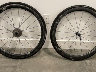 Vision Metron 40 SL Carbon Clincher Road Bike Wheelset for Sale in Miami,  FL