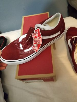 Van's for sale size 9.5 for Sale in Fairfax, VA