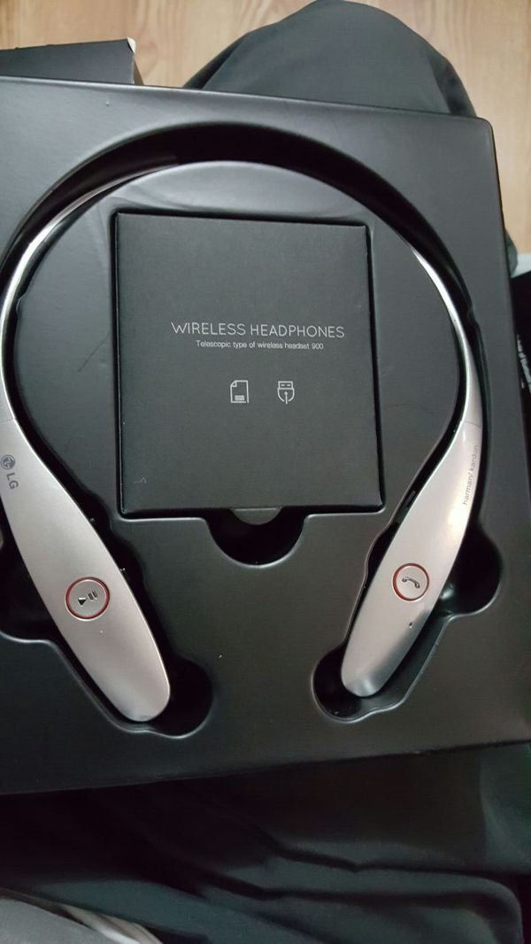 10 items Lg Headphone Hbs 900