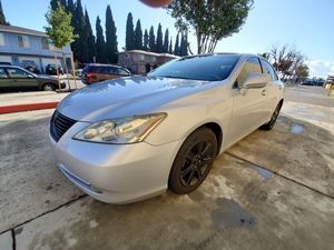 2007 Lexus ES350 for Sale in South Gate, CA