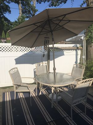 Outdoor patio furniture for Sale in Rockville Centre, NY