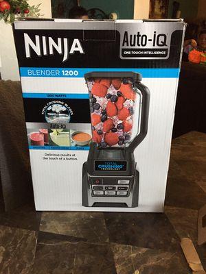 Ninja blender new for Sale in Phoenix, AZ
