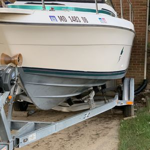 """94 seawirl 21'4"""" for Sale in Fort Washington, MD"""