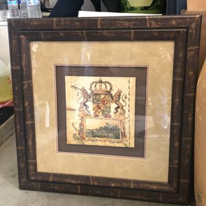 Framed Picture for Sale in San Tan Valley, AZ