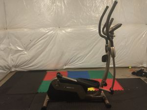 Exerpeutic 5000 Magnetic Elleptical for Sale in Ashburn, VA