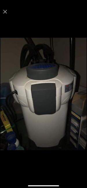 Bow Front 36 Gallon Fish Tank with filter for Sale in Concord, CA