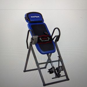 Brand New (In The Box) Innova Inversion Table With Advanced Heat & Massage for Sale in Batavia, OH