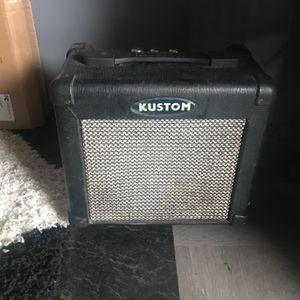 Kustom Guitar Amp for Sale in Houston, TX
