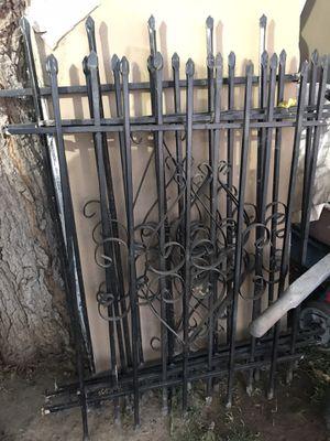 Free scrap metal or use it for your windows for Sale in San Bernardino, CA
