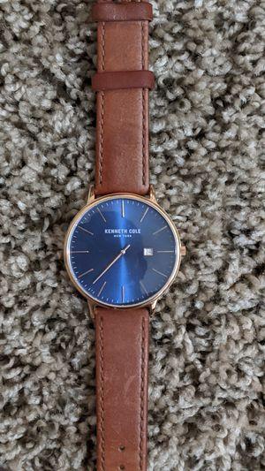 Kenneth Cole genuine leather watch for Sale in Atlanta, GA
