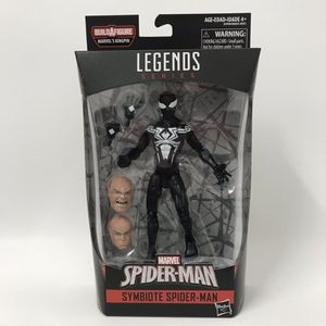 Marvel legends BAF Kingpin Symbiote Spider-man action figure for Sale in San Fernando, CA