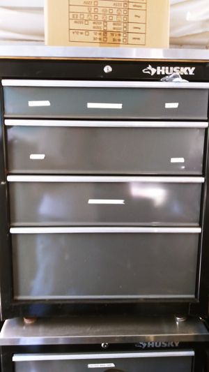 Husky tool cabinet for Sale in Riverdale, GA