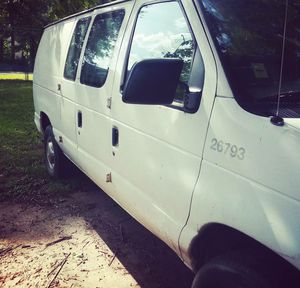 2000 ford van e250 for Sale in Austell, GA