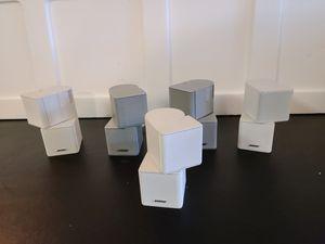 Bose Jewel cube Speakers (5) for Sale in Renton, WA