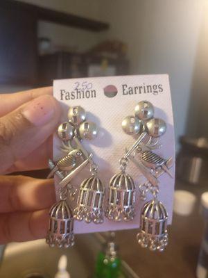 Ear rings each 1$ for Sale in Austin, TX