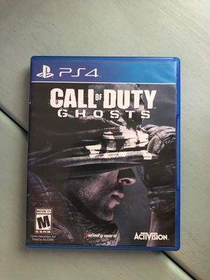 Call of duty ghosts for Sale in Torrance, CA