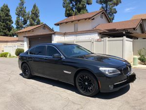 2012 BMW 740i for Sale in San Diego, CA