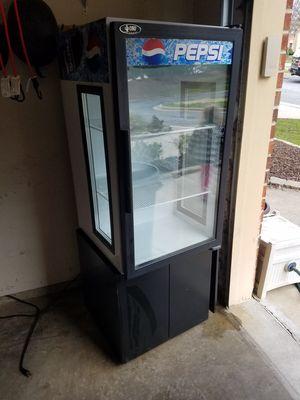 Vintage 3 window Pepsi cooler for Sale in Frederick, MD
