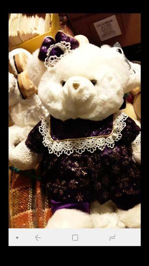 Brand new teddy bear w tags still on for Sale in Colmesneil, TX