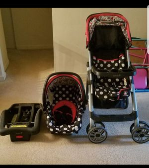 Car seat, base and stroller for Sale in Silver Spring, MD