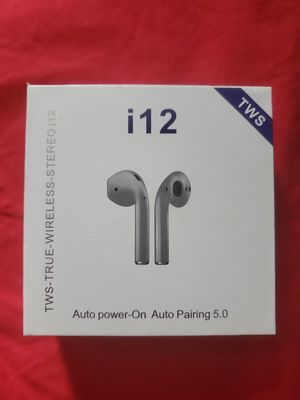 i12 TWS Earbuds for Sale in St. Louis, MO