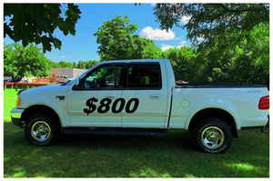$8OO 🔥original owner🔥 2002 Ford F-150 Truck Run and drive very smooth!!! for Sale in Garrison, MD