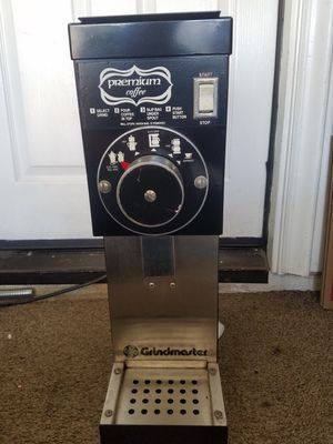 COFFEE GRINDER / GRINDMASTER for Sale in Murrieta, CA