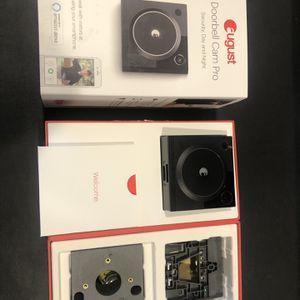 August Doorbell Cam Pro for Sale in San Jose, CA