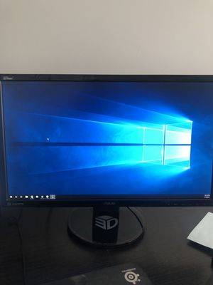 Asus 24 inch 144hz monitor for Sale in West McLean, VA