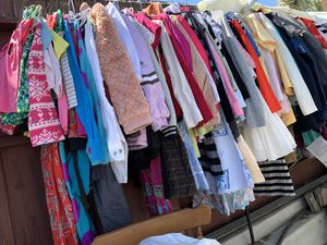 Thousands clothing for sale looking for somebody get all for $.1000 for Sale in San Lorenzo, CA