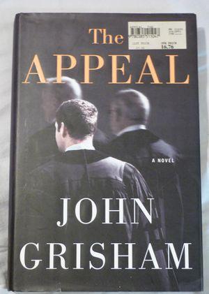 The Appeal Hardback Novel for Sale in Ripley, WV