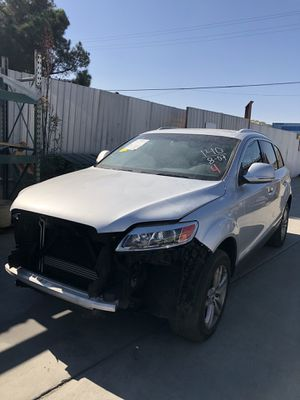 Parting Out! 2008 Audi Q7 for parts! for Sale in Rialto, CA