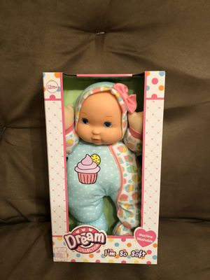 """11"""" SMALL soft baby Doll for Sale in Palm Springs, FL"""