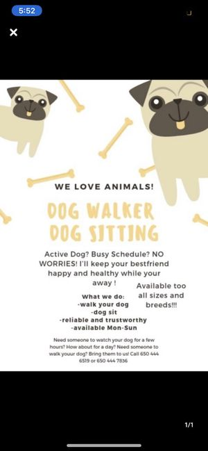 doggy day care for Sale in Mountain View, CA
