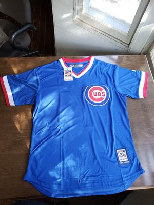 Chicago Cubs Baez #9 Jersey L (New Condition with tags) for Sale in Wauconda, IL