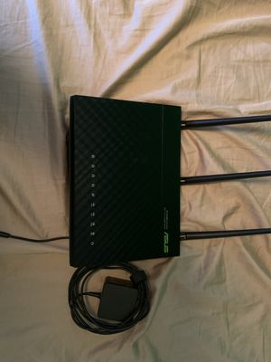 Asus Dual Band Gigabit Wireless Router for Sale in Downey, CA