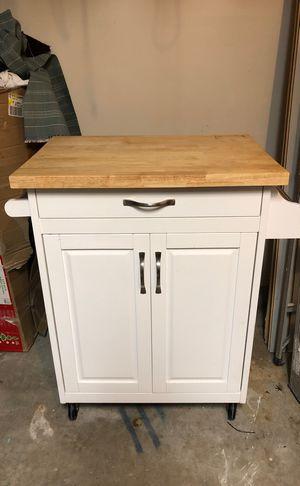Portable kitchen island for Sale in Cedar Hill, TX