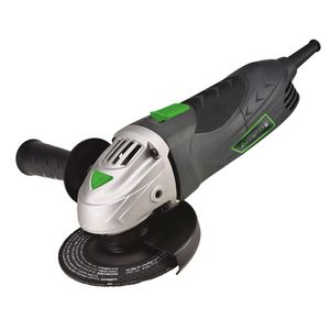Genesis 6 Amp 4-1/2 in. Angle Grinder with Grip Barrel, 2-Position Handle, Lock Switch, Grinding Wheel for Sale in Villa Rica, GA