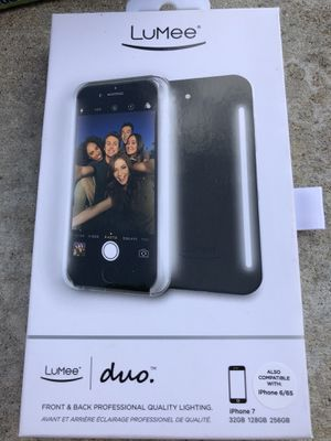 iPhone 6s lumee case for Sale in Poway, CA