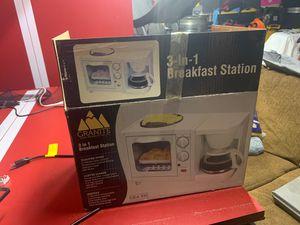 3 in 1 - Breakfast Station for Sale in El Monte, CA