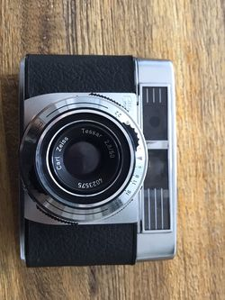 Vintage Zeus Ikon Contessa Camera 35mm Rangefinder Leather Case for Sale in Brooklyn,  NY