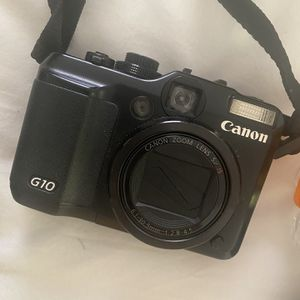 Canon G10 With Water Casing for Sale in Los Angeles, CA