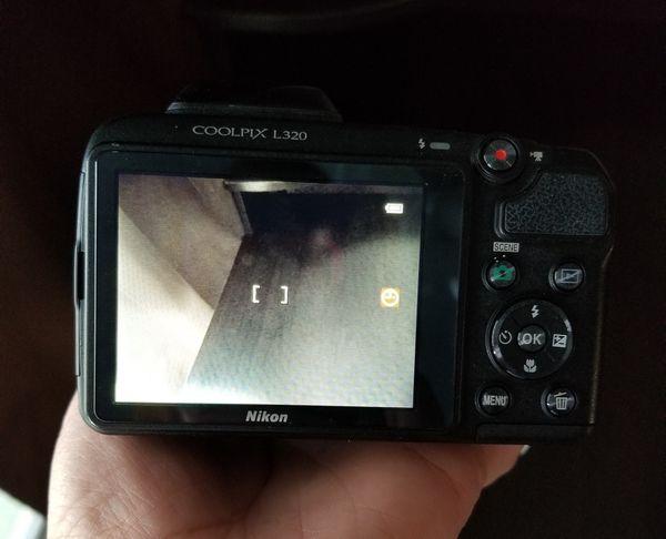 Nikon Camara
