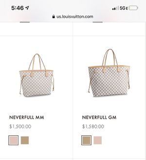 Neverful bag for Sale in Spring, TX