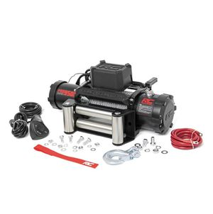 9500lb Pro Series Winch (Steel Cable or Synthetic Rope) for Sale in Miami, FL