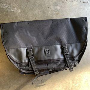 Chrome industries Citizen BLCKCHRM Messenger Bag for Sale in Placentia, CA
